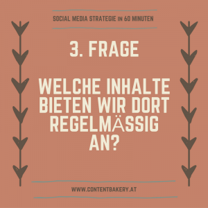 Social Media Strategie Content erstellen