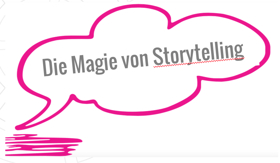 Storytelling Magie Content Bakery