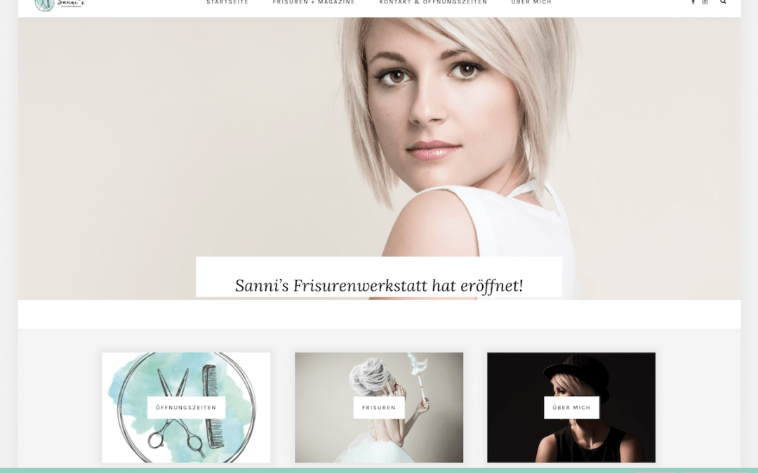 Flotte Website in 10 Tagen